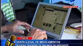 Gremio farmacéutico denuncia venta ilegal de medicamentos a través de redes sociales