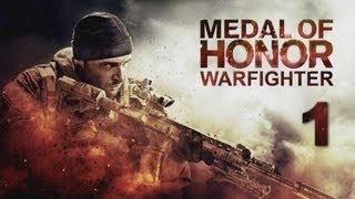 Medal of Honor Warfighter Прохождение Без Комментариев На Русском На ПК Часть 1