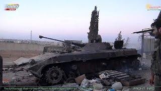 Сирия Syria HD ★ Блокада боевиков ДАИШ  в Алеппо 04.09.2016