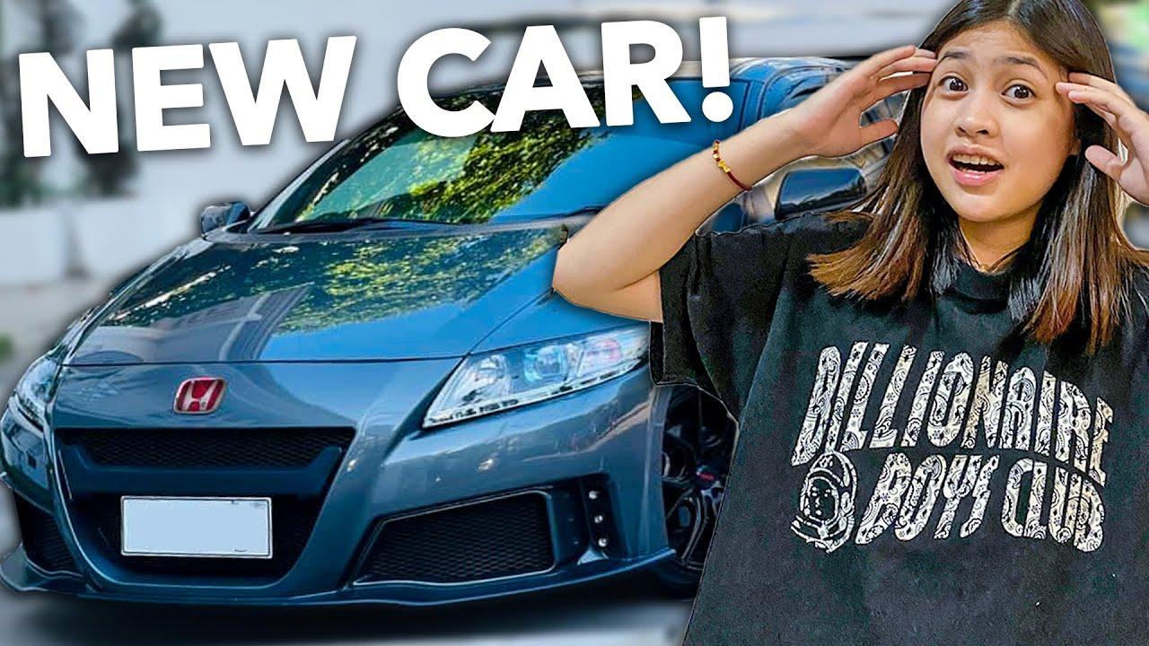 New Car Reveal!! (OMG IM SO HAPPY) |Chelseah Hilary