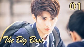 The Big Boss S1 E01-English Sub (Li Kaixin,Huang Junjie)