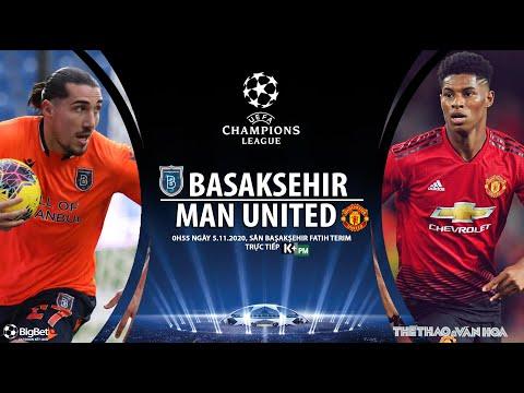 [SOI KÈO] Istanbul Basaksehir - Man United (0h55 ngày 5/11). Vòng bảng Cúp C1. Trực tiếp K+ PM