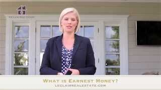 LeClair Real Estate Reels - What is an Earnest Money Deposit?