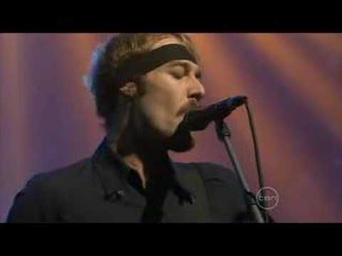Silverchair - Straight Lines (Live on Rove)