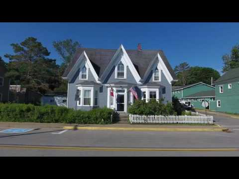 Mahone Bay N.S. Bed and Breakfast Fairmont-House Canada Area View