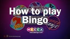 How to Play Bingo | Online Bingo Tutorial