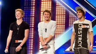 Gmd3 39 S Audition Boyz Ii Men 39 S I 39 Ll Make Love To You The X Factor Uk 2012