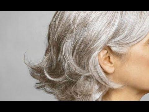 le henn sur les cheveux blancs - Coloration Naturelle Cheveux Blancs