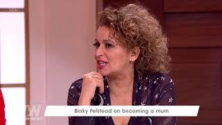 Binky Felstead on Her Retreat For New Mums   Loose Women