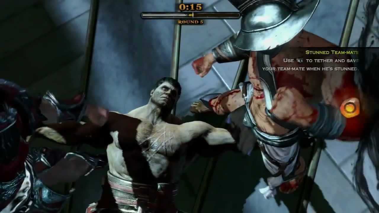 [HD] God Of War: Ascension - Trial Of The Gods Multiplayer ...