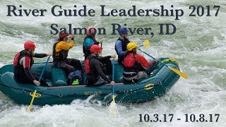Video - River Guide Leadership Trip