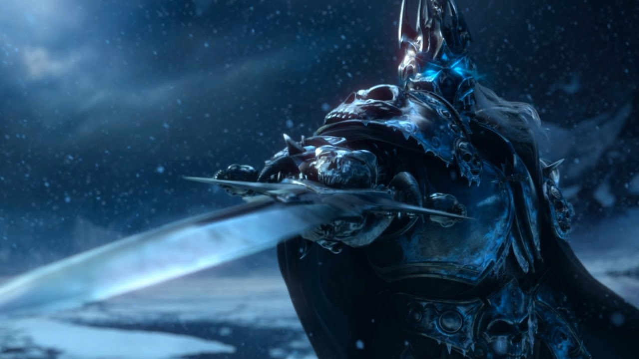 Image result for Arthas lich king