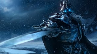 Lich King Sinematik Trailer World of Warcraft: Wrath