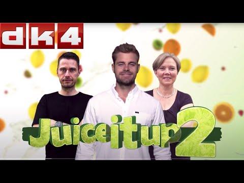 Juice It Up - Sæson 2 - DK4
