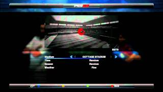 PES2012 Gameplay tool : New feature - Addition stadium (preview)