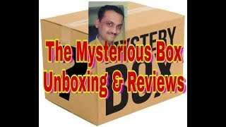 The Mysterious Box of Mystery Unboxing and Reviews