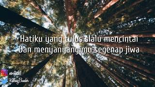 Cover images Nazia Marwiana - Terdiam Sepi (Lyric)