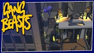 Gang Beasts - #165 - THIS IS BROKEN!!