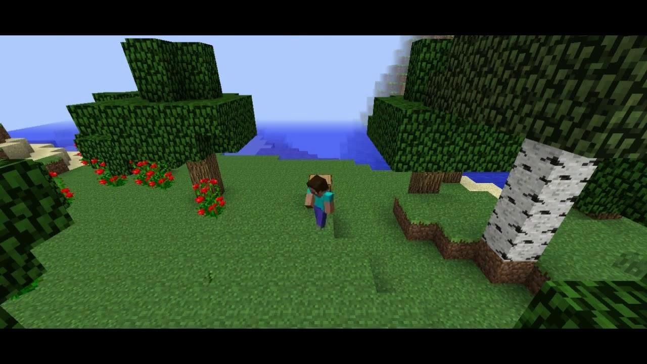 Minecraft First Day Survival
