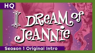 I Dream of Jeannie (1965-1969) Season 1 Original Intro