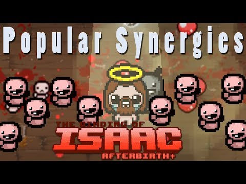 The Binding of Isaac Afterbirth Plus | Jesus | (Please Don't Flag Me For the Name Youtube) Synergies