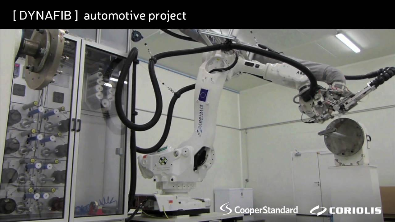 automated preforming composites