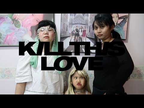 [PARODY] 'Kill This Love' - HAPPY BIRTHDAY ci Dominique Ellen
