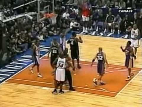 NBA 2000-01 All-star game Highlight