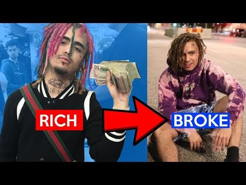 7 Rappers Who Went Broke and Lost It All...