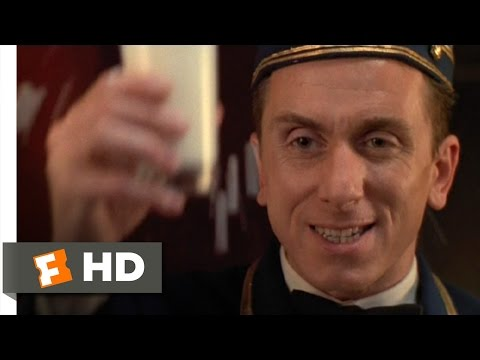 Four Rooms (5/10) Movie CLIP - Milk and Saltines (1995) HD streaming vf