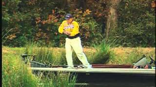 Scott Martin Challenge - Season 1, Pt. 1 of 2 - Instructional bass fishing tips and Techniques