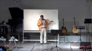 Sayar San Toe - bible study - KaungKin Nint NgYae @MCF Denmark Christmas (21/26.12.2012 )