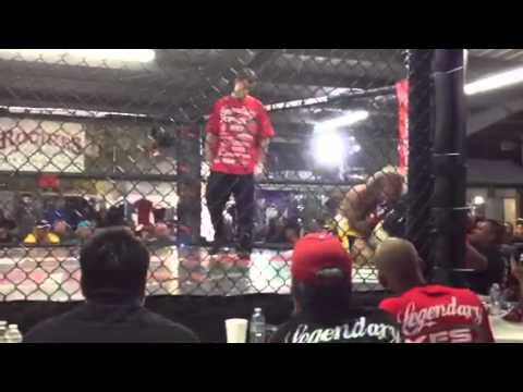 Mike Andaya MMA Fight