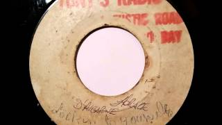 Johnny Osbourne See and Blind - Dennis Alcapone DJ Cut - The Sensations
