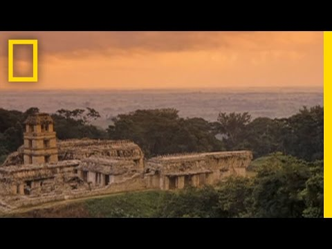 Palenque and the Ancient Maya World | Nat Geo Live