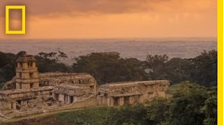 National Geographic Live! - Palenque and the Ancient Maya World