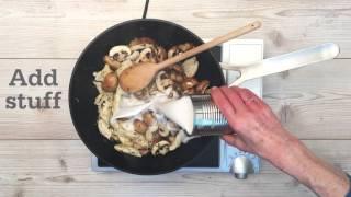 Thai Chicken & Spinach Curry
