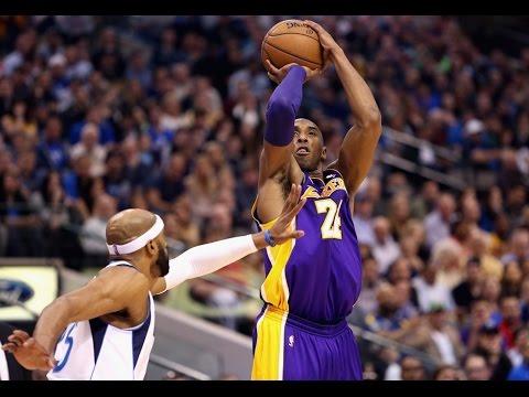 NBA 2K Jump Shot Fixes | Kobe Bryant - YouTube
