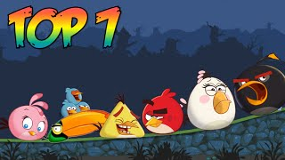 Top 7: Classic Angry Birds in Bad Piggies