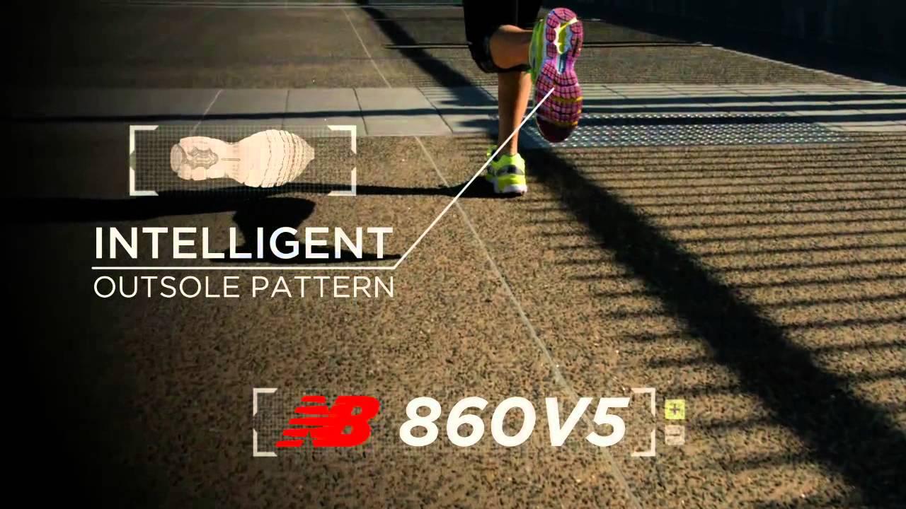 new balance 860 test