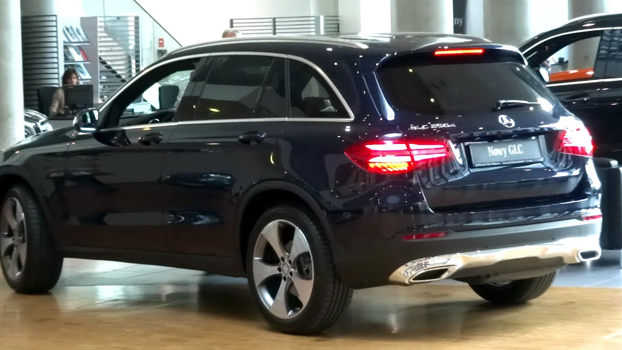 2016 mercedes glc 250d 4matic detailed review lights presentation walkaround youtube. Black Bedroom Furniture Sets. Home Design Ideas