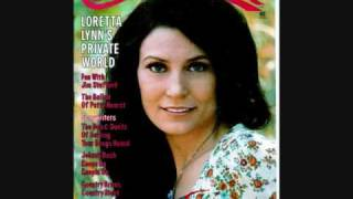 Watch Loretta Lynn Love Is The Foundation video