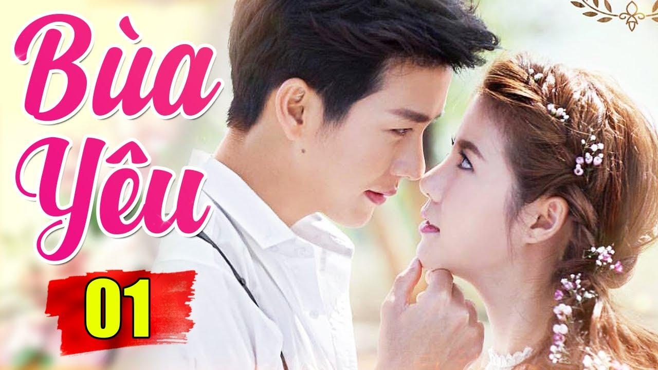 Phim Thái Lan Mới Nhất | BÙA YÊU TẬP 1 | Phim Tình Cảm Thái Lan Hay Nhất Lồng Tiếng