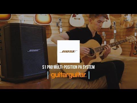 Bose | S1 Pro Multi-Position PA system