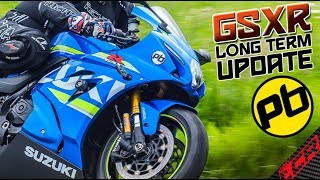 GSXR-1000R 14 Month Ownership Update | Should You Buy One?