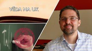 Věda na UK: hydrolog doc. Jakub Langhammer