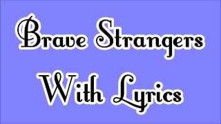 Bob Seger - Brave Strangers (Lyrics)