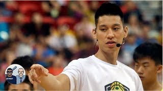 It's hard to feel 'too too bad' for Jeremy Lin - Chiney Ogwumike  | Jalen & Jacoby