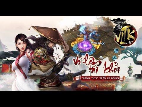 Trải Nghiệm Game Mobile Võ Lâm Tái Khởi – Tựa Game Võ Lâm Truyền Kỳ