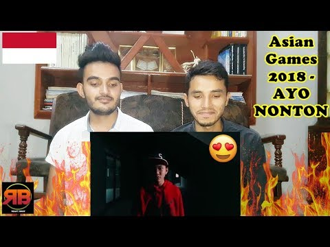 Foreigner Reacts To: Asian Games 2018 - AYO NONTON